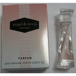 Духи-миниатюра 6ml ANGEL&DEVIL SECRET (масл.), T-shirt Basic Stampata