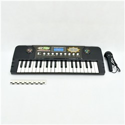 Синтезатор Electronic organ-BO-36A Electronic keyboard+микрофон(37 клав)
