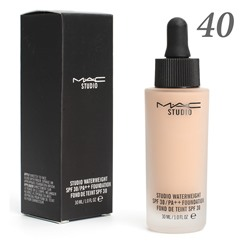 Тональная основа MAC Studio Waterweight 30 spf 30ml №40