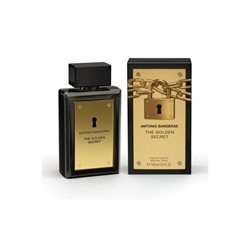 Antonio Banderas The Golden Secret for men 100ml