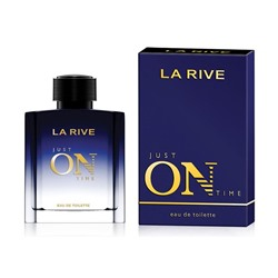 LA RIVE JUST ON TIME  /муж  +  ПАКЕТ   (Пако-рабана ХS пуре)