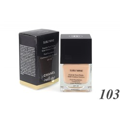Тональный крем Chanel Sublimine Fond de Teint Fluide 75 ml №103