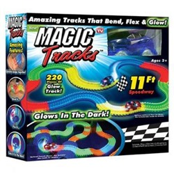 Автотрек-конструктор Magic tracks 220 деталей