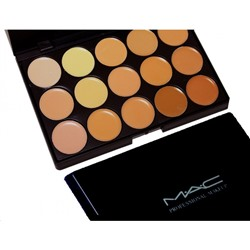 Консилеры корректоры MAC Profession Makeup 15 штук  Тон №02
