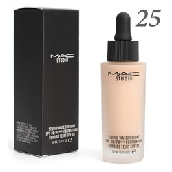 Тональная основа MAC Studio Waterweight 30 spf 30ml №25