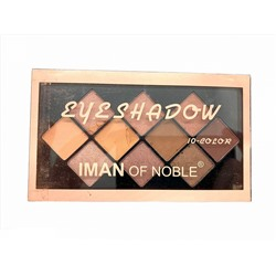 Тени для век Iman Of Noble Eyeshadow 10 цветов тон 02 оптом | TeeGee.ru